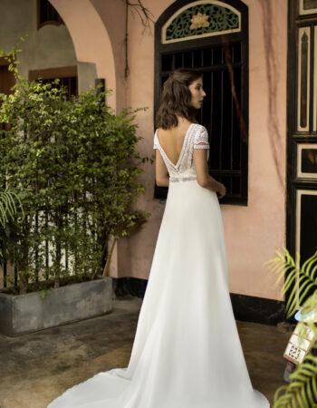 Robes de mariées - Maison Lecoq - robe N°119A BM2110-1 875 €