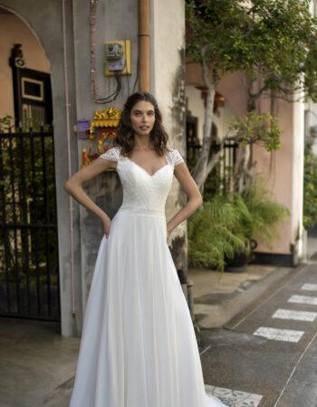 Robes de mariées - Maison Lecoq - robe N°120A BM2112 875 €