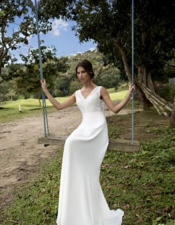 Robes de mariées - Maison Lecoq - robe N°121A BM2123-1 875 €