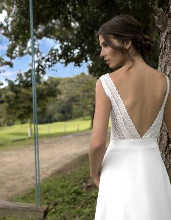 Robes de mariées - Maison Lecoq - robe N°121C BM2123-1 875 €