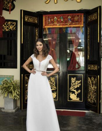 Robes de mariées - Maison Lecoq - robe N°122 BM2133-1 875 €