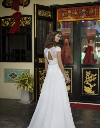 Robes de mariées - Maison Lecoq - robe N°122B BM2133-1 875 €
