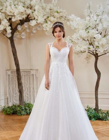 Robes de mariées - Maison Lecoq - robe N°123B 214-04 895 €