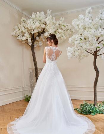 Robes de mariées - Maison Lecoq - robe N°124 214-10 895 €