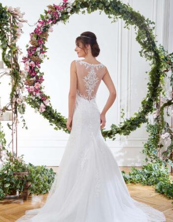 Robes de mariées - Maison Lecoq - robe N°125 214-12 895 €