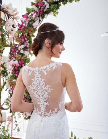 Robes de mariées - Maison Lecoq - robe N°125A 214-12 895 €