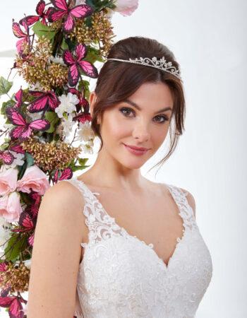 Robes de mariées - Maison Lecoq - robe N°125C 214-12 895 €