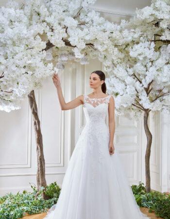 Robes de mariées - Maison Lecoq - robe N°127 214-25 895 €