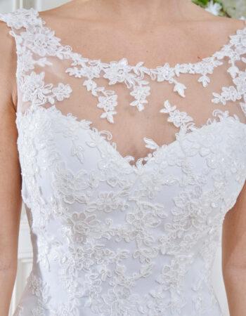 Robes de mariées - Maison Lecoq - robe N°127A 214-25 895 €