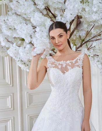 Robes de mariées - Maison Lecoq - robe N°127B 214-25 895 €