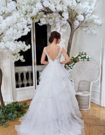 Robes de mariées - Maison Lecoq - robe N°128A 214-32 895 €