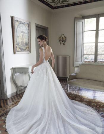 Robes de mariées - Maison Lecoq - robe N°129B 212-03 1350 €