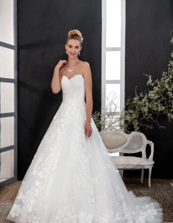 Robes de mariées - Maison Lecoq - robe N°131 VANITE 1375 €
