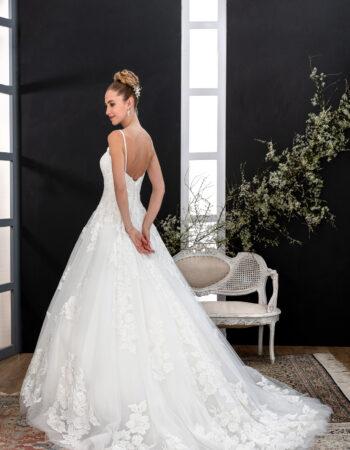 Robes de mariées - Maison Lecoq - robe N°131A VANITE 1375 €