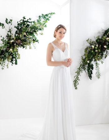 Robes de mariées - Maison Lecoq - robe N°132 VAUCLUSE 795 €