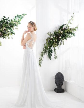 Robes de mariées - Maison Lecoq - robe N°132A VAUCLUSE 795 €