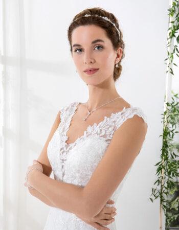 Robes de mariées - Maison Lecoq - robe N°134 VERONICA 875 €