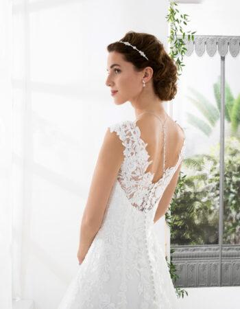 Robes de mariées - Maison Lecoq - robe N°134A VERONICA 875 €