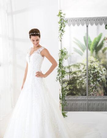 Robes de mariées - Maison Lecoq - robe N°134B VERONICA 875 €