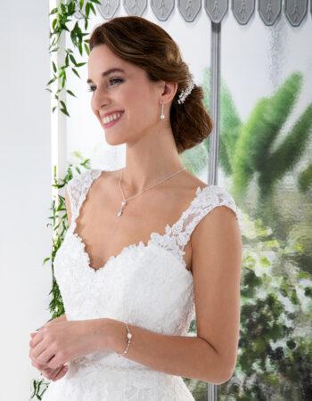 Robes de mariées - Maison Lecoq - robe N°135 VENDEE 995 €