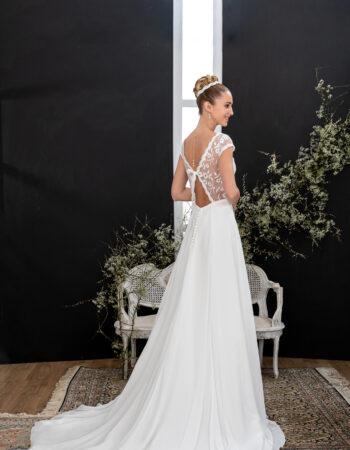 Robes de mariées - Maison Lecoq - robe N°138B VALLAURIS 745 €