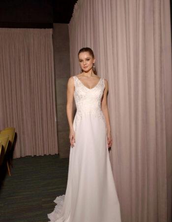 Robes de mariées - Maison Lecoq - robe N°016a Manrica 795 €