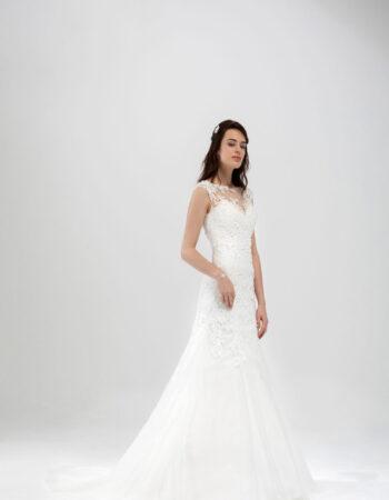 Robes de mariées - Maison Lecoq - robe N°028 SAVANNAH 1025 €