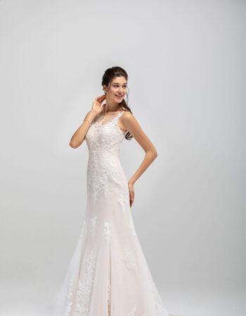 Robes de mariées - Maison Lecoq - robe N°029 STAR 1235 €