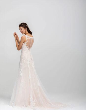 Robes de mariées - Maison Lecoq - robe N°029a STAR 1235 €