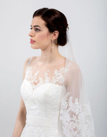Robes de mariées - Maison Lecoq - robe N°035a SICILE 875 €