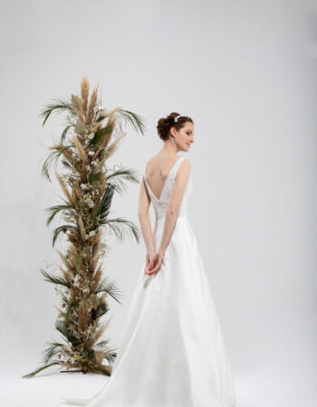 Robes de mariées - Maison Lecoq - robe N°037A SIXTINE 535 €