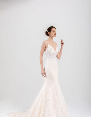 Robes de mariées - Maison Lecoq - robe N°043 SAO-PAULO 935 €