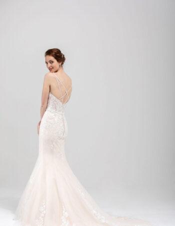 Robes de mariées - Maison Lecoq - robe N°043a SAO-PAULO 935 €