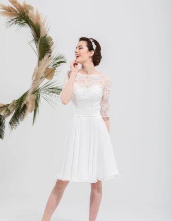 Robes de mariées - Maison Lecoq - robe N°044 SAKE 595 €