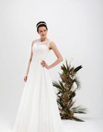 Robes de mariées - Maison Lecoq - robe N°045 SAINTE 595 €