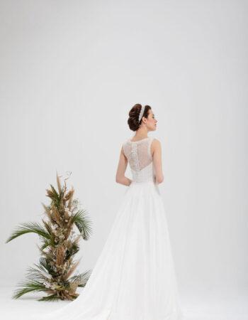 Robes de mariées - Maison Lecoq - robe N°045a SAINTE 595 €