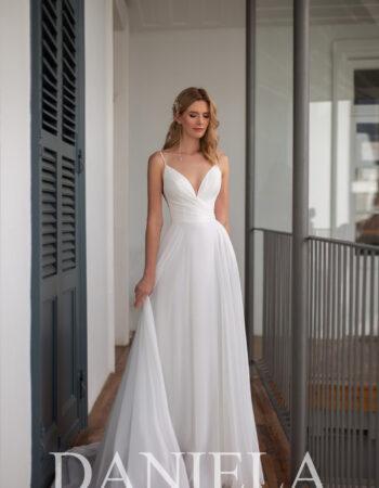 Robes de mariées - Maison Lecoq - robe N°051 Egida 625 €
