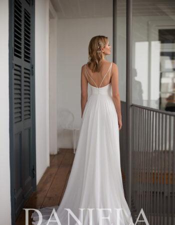 Robes de mariées - Maison Lecoq - robe N°051a Egida 625 €