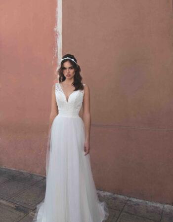 Robes de mariées - Maison Lecoq - robe N°06 BM125 825 €
