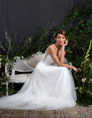 Robes de mariées - Maison Lecoq - robe N°139 VEGA 750 €