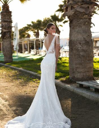 Robes de mariées - Maison Lecoq - robe N°140a Bernarda 1150 €