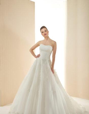 Robes de mariées - Maison Lecoq - robe N°15 Monaco 995 €