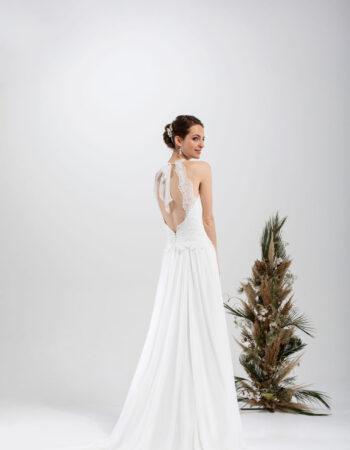 Robes de mariées - Maison Lecoq - robe N°33a SANDRA 950 €