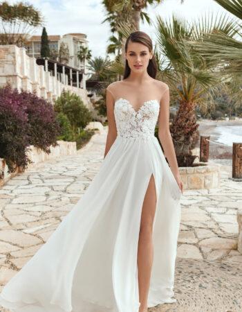 Robes de mariées - Maison Lecoq - robe N°923 Sabina 850 €