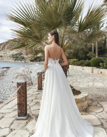 Robes de mariées - Maison Lecoq - robe N°923a Sabina 850 €