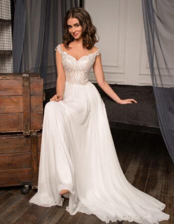 Robes de mariées - Maison Lecoq - robe N°928 Besençon 795 €