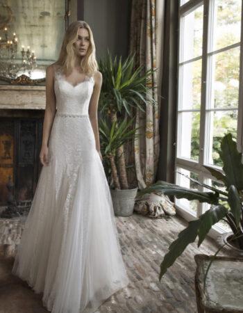 Robes de mariées - Maison Lecoq - robe N°930 Daimy 1485 €