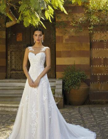 Robes de mariées - Maison Lecoq - robe N°141 8074 1250 €