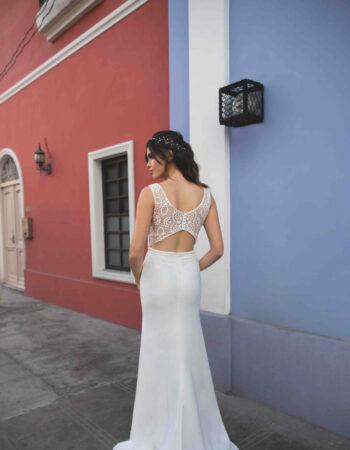 Robes de mariées - Maison Lecoq - robe n09a